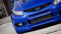 Honda Civic Si 2012 for SEMA by Fox Marketing 26.10.2011