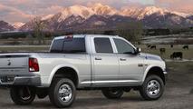 2012 Ram Power Wagon Laramie - 21.10.2011