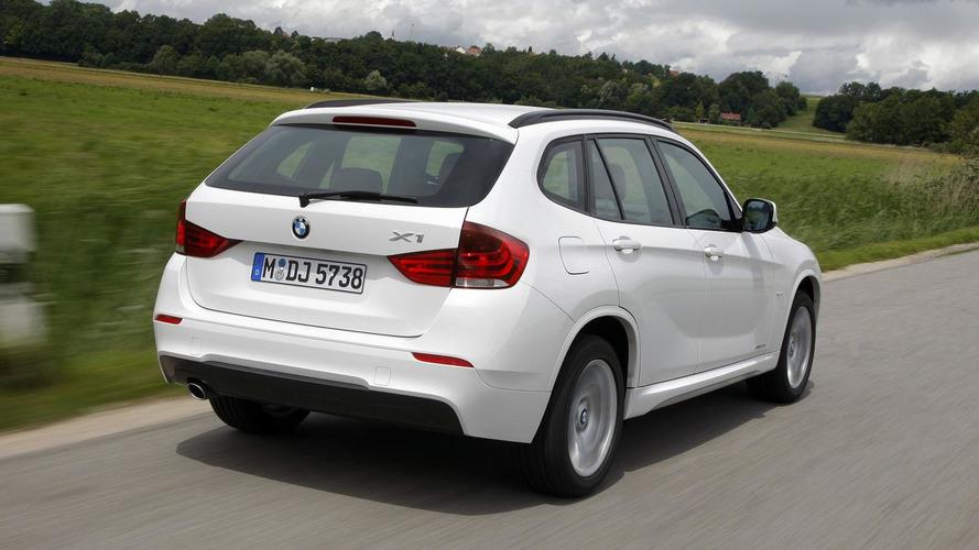 BMW X1 sDrive20d EfficientDynamics Edition announced