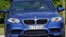 2012 BMW M5 F10 üretim fotoğrafları
