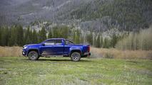 2016 Chevrolet Colorado Z71 Trail Boss