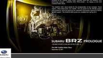 Subaru BRZ teaser screenshot, 966, 23.08.2011