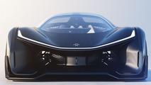 Faraday Future FFZERO1 konsepti