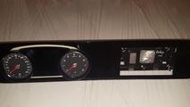 2016 Mercedes E Class base model dashboard panel