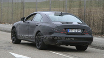 2012 Mercedes CLS first specs surface