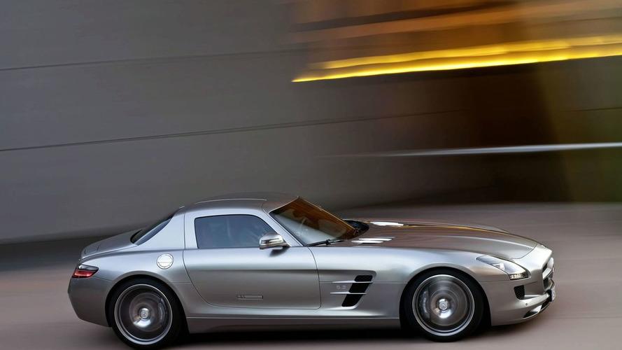 Mercedes Planning SLS AMG Black Series for 2013