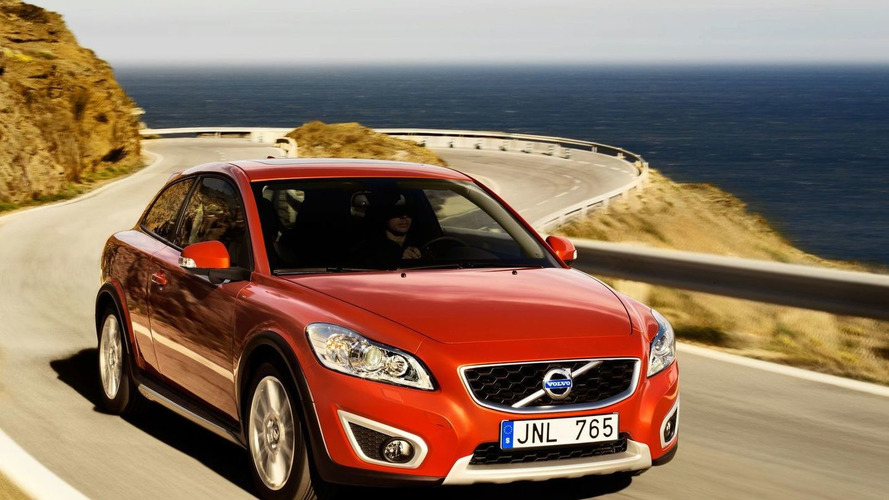 Volvo working on 5-door hatch to rival Golf for 2012