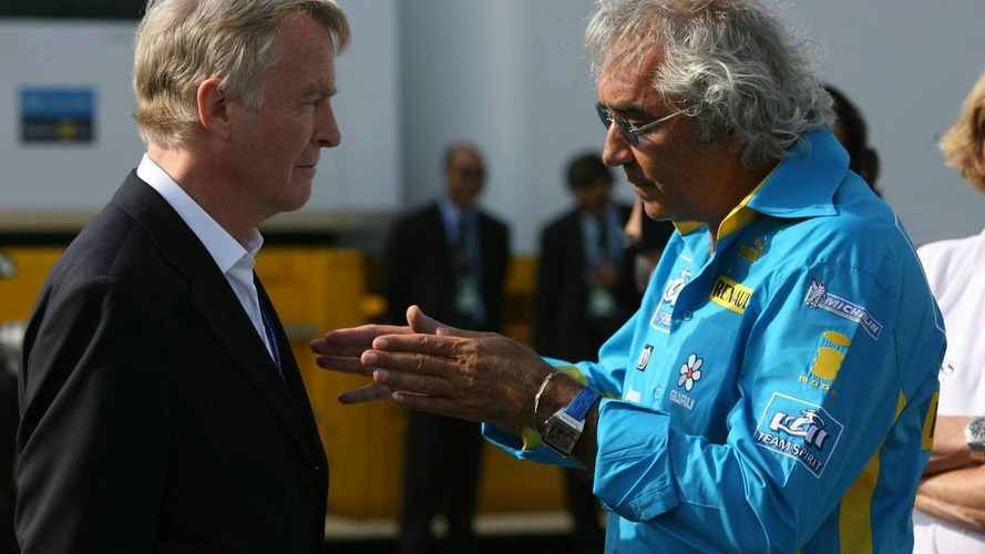Briatore not interested in making up with Mosley