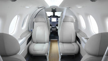 BMW designs passenger cabin for executive jet