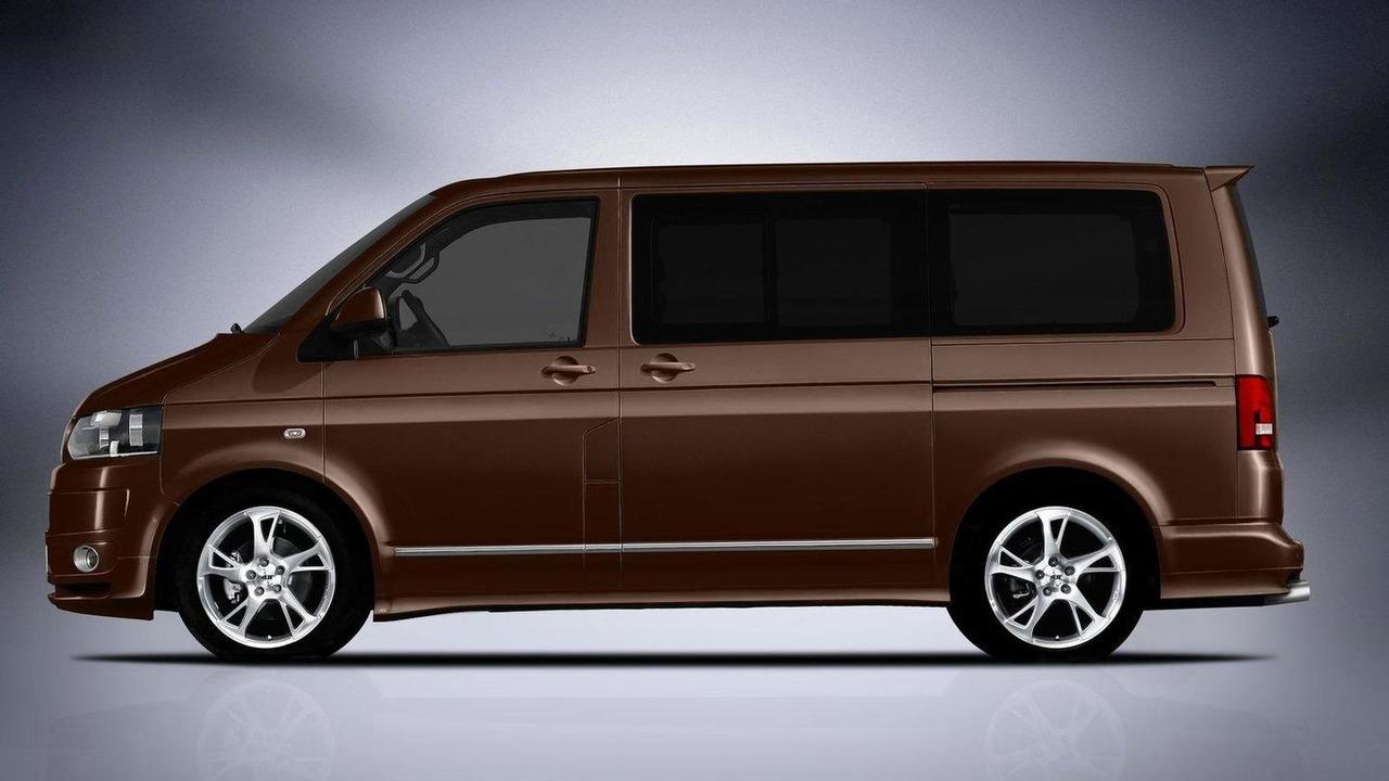 Abt Multivan T5 facelift 23.04.2010