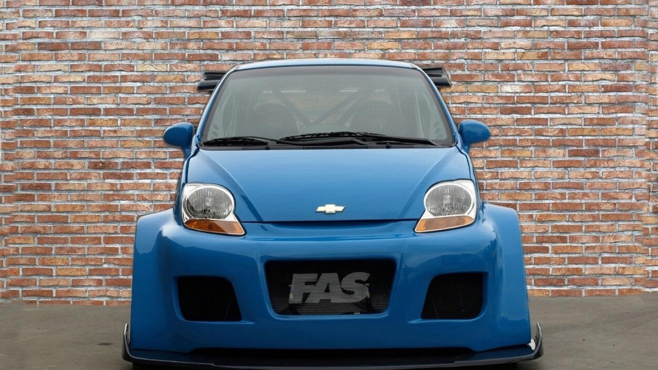 Chevrolet Matiz V8 by FAS