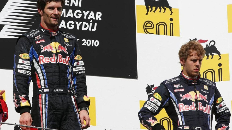 Webber form 'surprised' Vettel in 2010 - Lauda