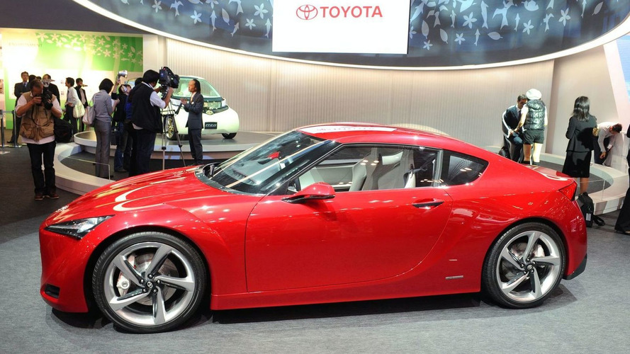 Toyota FT-86 to underpin 2014 Lexus IS - report