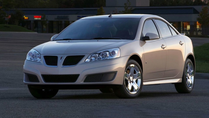 Final U.S. market Pontiac Rolls off Production Line