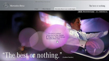 Mercedes-Benz launches communications campaign: The best or nothing, 1000, 11.06.2010