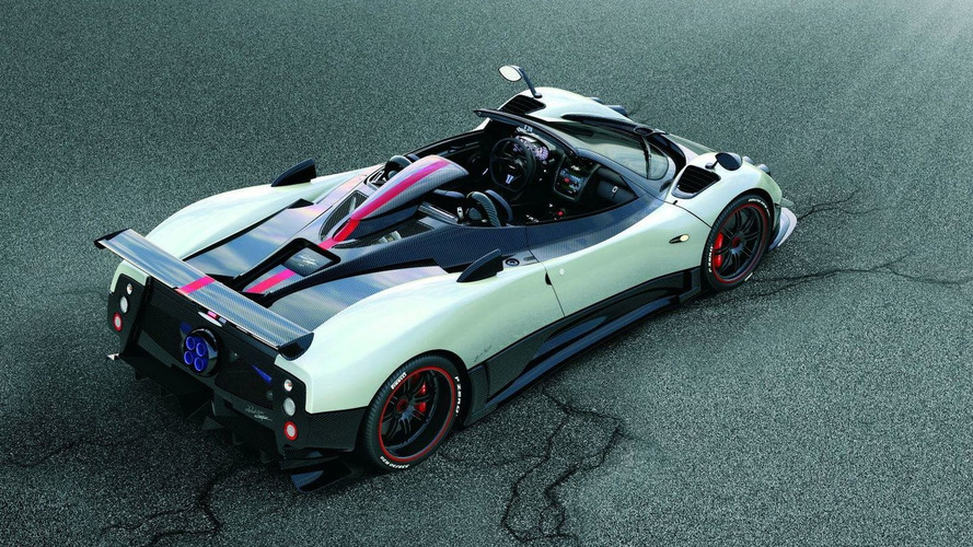 The Pagani Story part 5 - Cinque and Tricolore [video]
