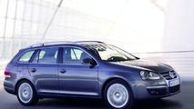 New VW Golf Variant