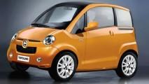 Fiat Topolino - Vazam esboços do novo carro