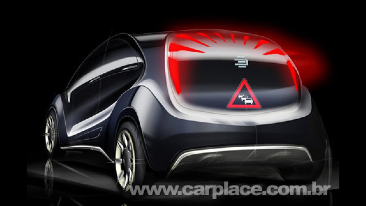 EDAG revela imagens do mini Light Car Concept que estará no Salão de Genebra