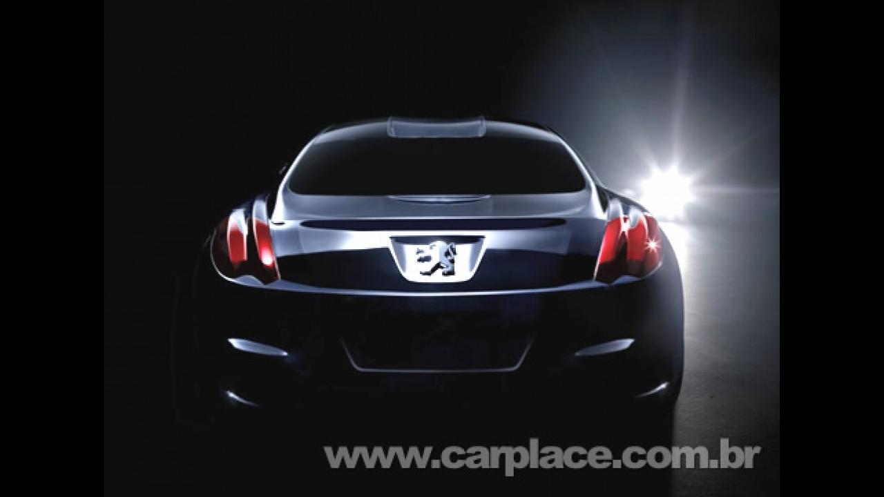 Esportivo Híbrido? Peugeot Concept RC... será apresentado no Salão de Paris