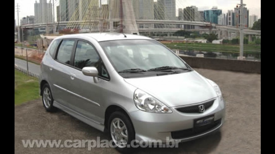 Honda FIT chega a marca de 200 mil unidades produzidas no Brasil em 5 anos