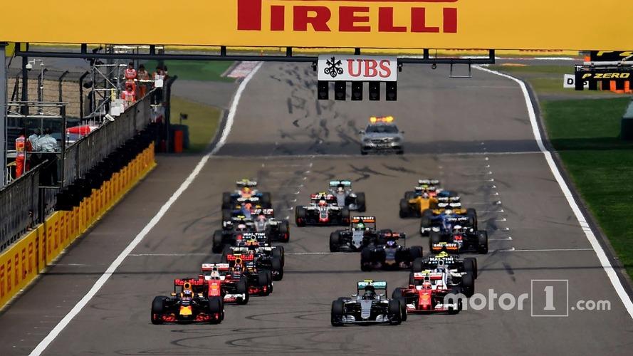 F1 2017 season set to start with Australia/China back-to-back