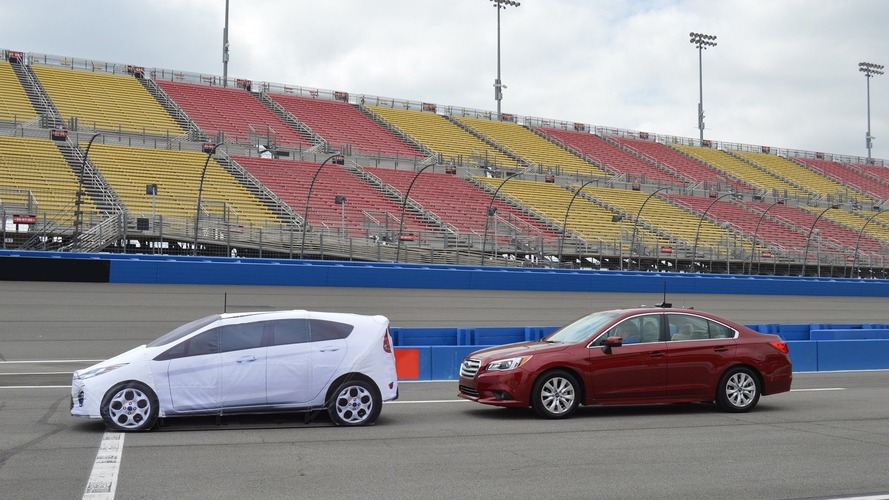 Self-braking system performance varies widely, says AAA