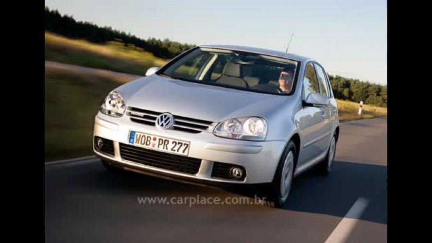Volkswagen lança câmbio DSG de 7 velocidades no Golf