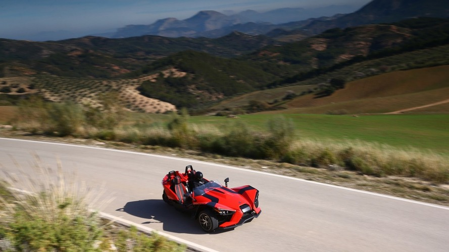 Polaris Slingshot Review
