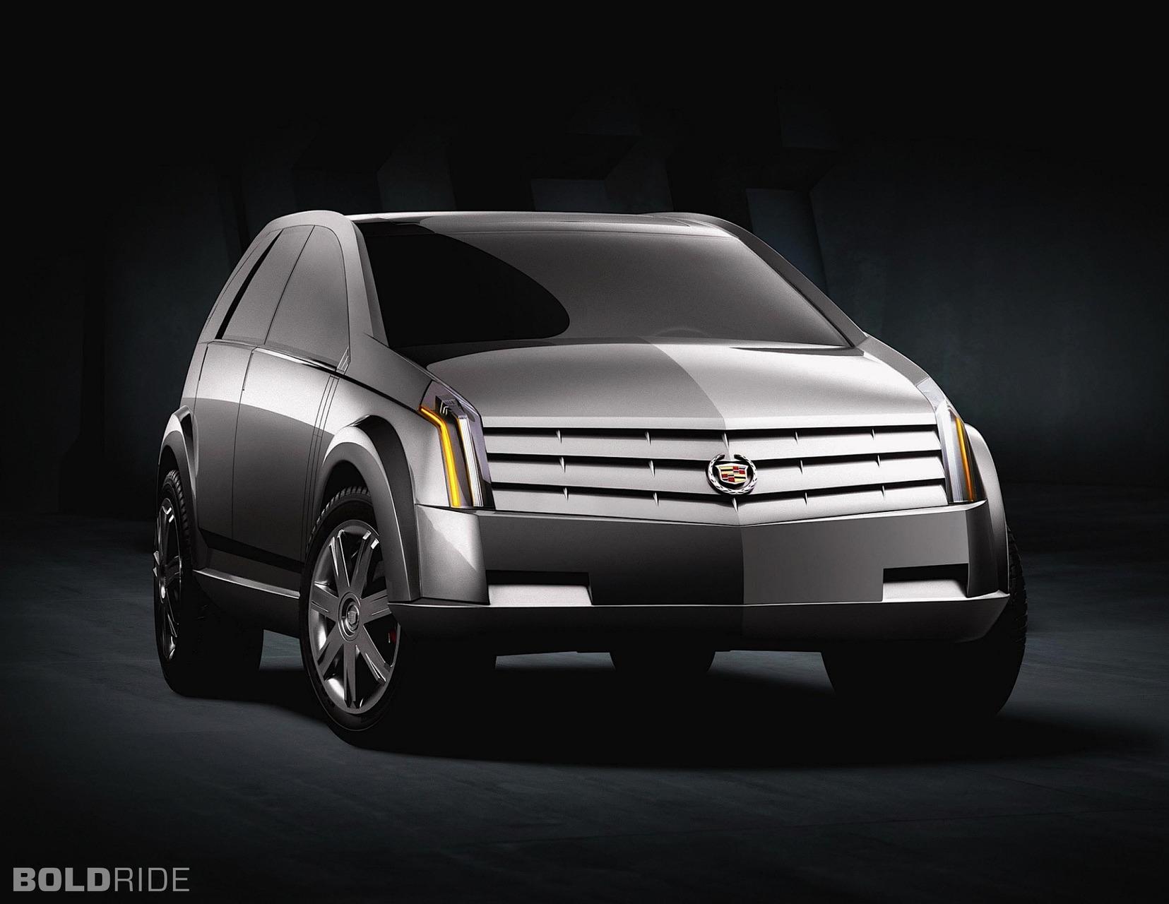 Cadillac Vizon Concept