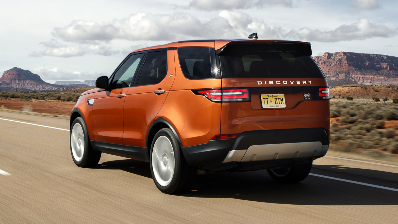 2017 Land Rover Discovery First Drive Rounded But Still