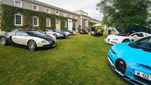 Bugatti at the Goodwood Festival of Speed