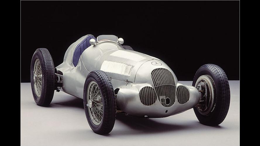 1937: Die Goldsaison des Silberpfeils W 125
