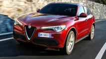 Alfa Romeo Stelvio first drive