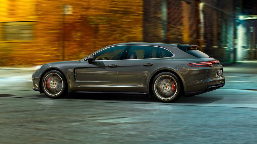 Porsche Panamera Sport Turismo é a perua que esperávamos. E muito mais