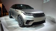 Land Rover Range Rover Velar - Ao vivo