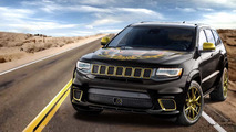 Bandit Jeep Grand Cherokee Trackhawk Custom