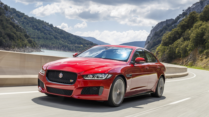 Jaguar updates its range on back of buoyant sales