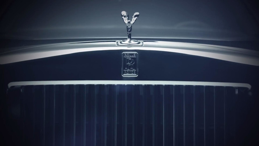 Did Rolls-Royce Just Tease The All-New Phantom VIII?