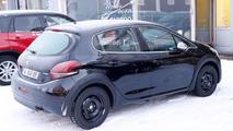 2018 Peugeot 208 spy photo