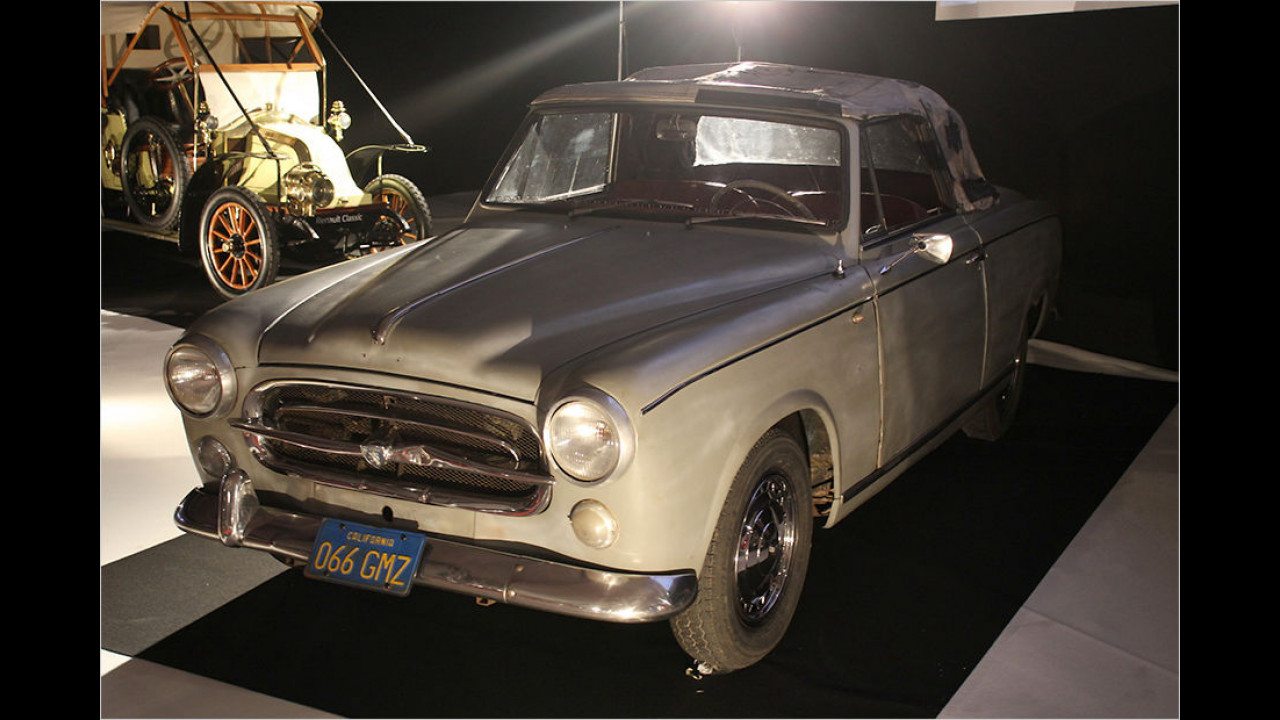 Peugeot 403 Cabriolet: Inspektor Columbo (1968)