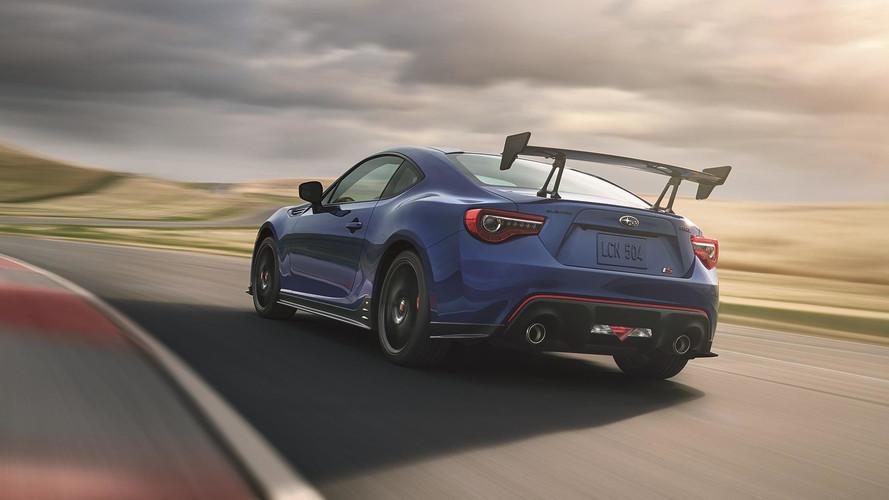 Subaru BRZ tS 2018, ¡qué suerte tienen los yanquis!
