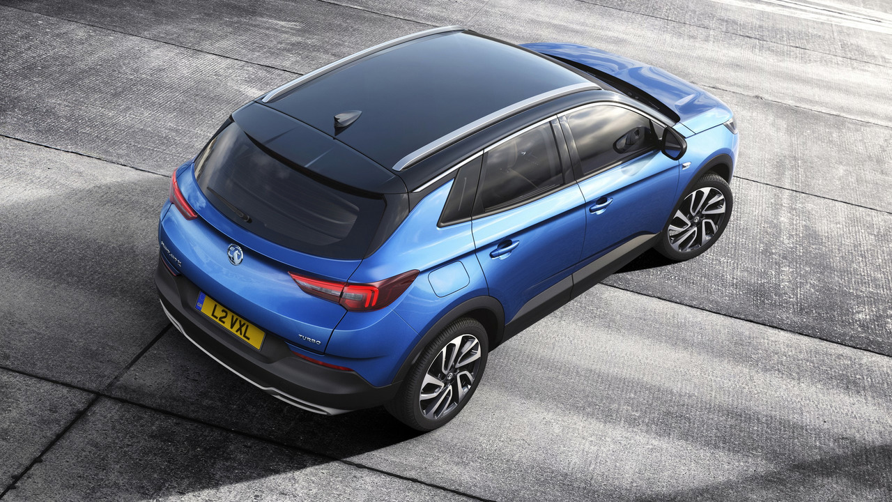 Opel Grandland X Does A Good Job At Hiding Its Peugeot ...