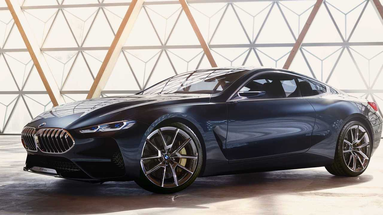 BMW 8 Serisi konsepti
