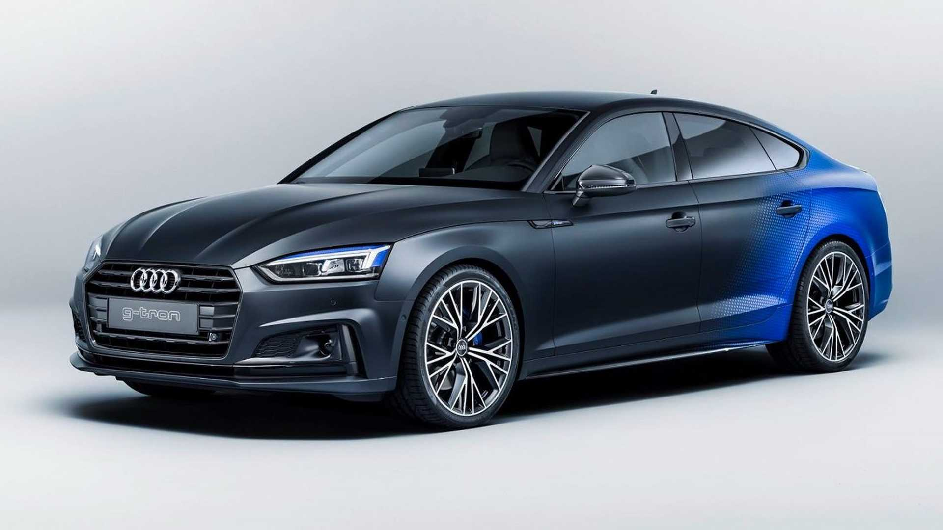 audi a5 sportback g tron debuts at worthersee with special finish. Black Bedroom Furniture Sets. Home Design Ideas