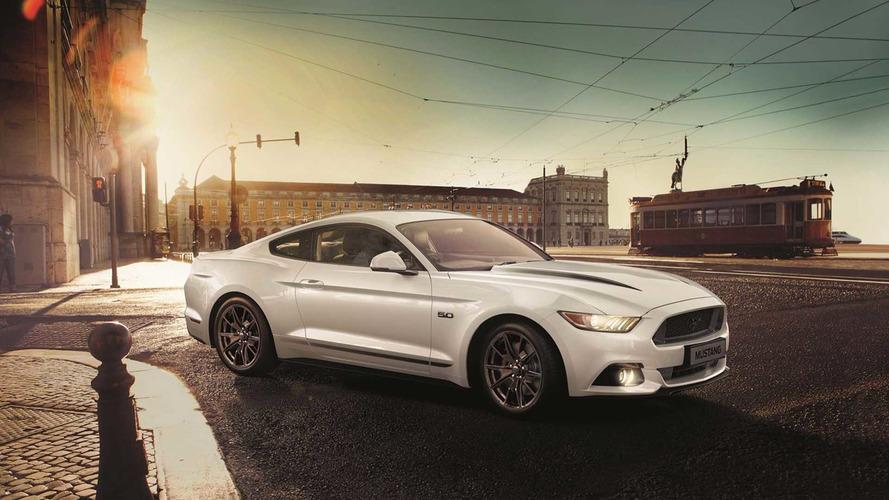 Ford Mustang Avrupa'nın en çok satan spor otomobili