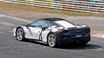 Ferrari 488 Hybrid fotos espía
