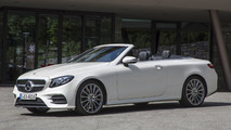 2018 Mercedes-Benz E-Class Cabriolet: First Drive
