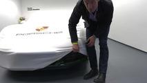 Imagen del nuevo modelo exclusivo de Porsche