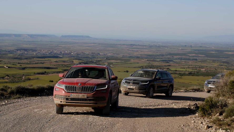 La última hornada de coches cinco estrellas EuroNCAP